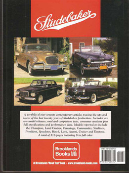 Studebaker Ultimate Portfolio 1946 - 1966