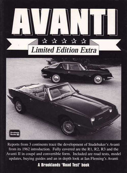Avanti Limited Edition Extra