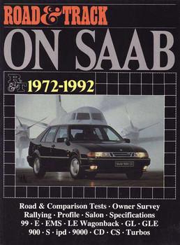 Road & Track On Saab 1972 - 1992
