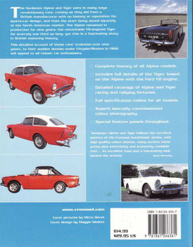 Sunbeam Alpine and Tiger: The Complete Story