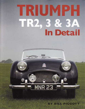 Triumph TR2, TR3 and TR3A In Detail