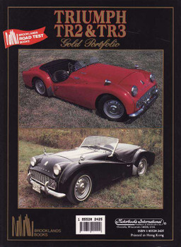 Triumph TR2 and TR3 Gold Portfolio 1952 - 1961