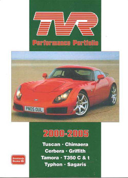 TVR Performance Portfolio 2000 - 2005