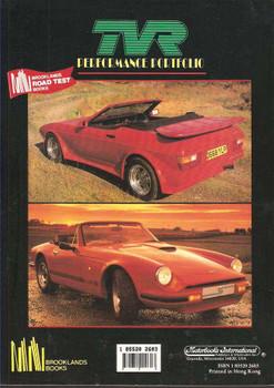 TVR Performance Portfolio 1986 - 1994
