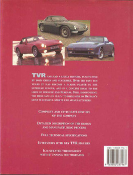 TVR The Complete Story
