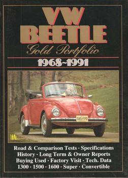 VW Beetle Gold Portfolio 1968 - 1991