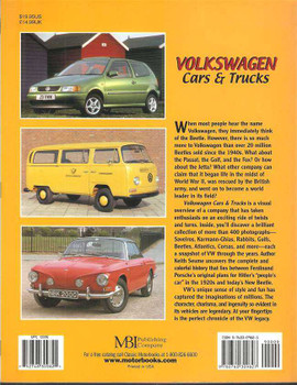 Volkswagen Cars and Trucks