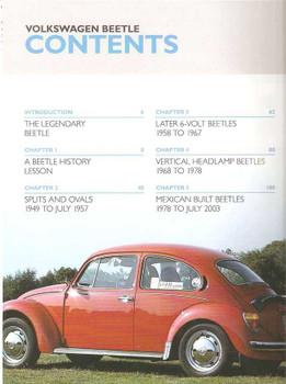 Volkswagen Beetle: Haynes Enthusiast Guide