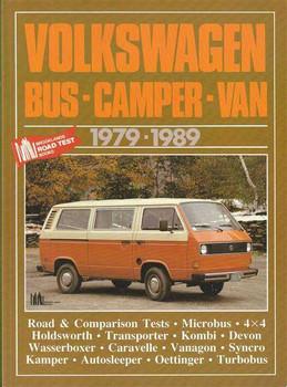 Volkswagen Bus, Camper, Van 1979 - 1989