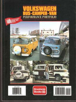 Volkswagen Bus, Camper, Van Performance Portfolio 1968 - 1979