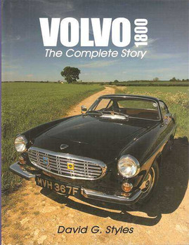 Volvo 1800: The Complete Story