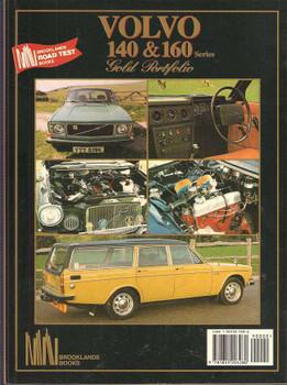Volvo 140 and 160 Series Gold Portfolio 1966 - 1975