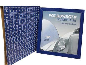 Volkswagen In Australia: The Forgotten Story (In Volkswagen Parts slip case)