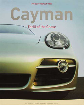Porsche Cayman: Thrill Of The Chase