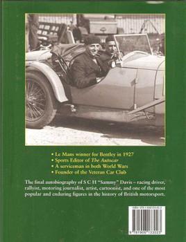 My Lifetime in Motorsport: S C H Sammy Davis