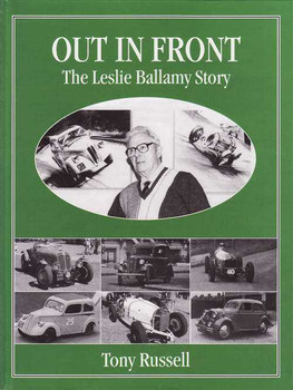 Out In Front: The Leslie Ballamy Story