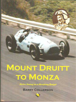 Mount Druitt To Monza: Motor Racing On a Shoestring Budget