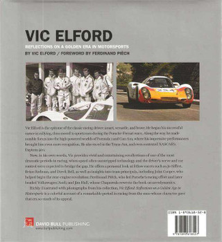 Vic Elford: Reflections on a Golden Era In Motorsports