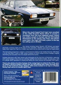 Ford Capri Trend Story DVD