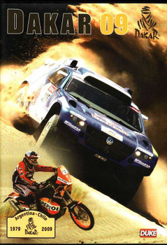 Dakar Rally 2009 (Argentina-Chile) DVD