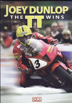Joey Dunlop The TT Wins DVD