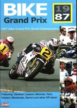 Bike Grand Prix 1987: World Championship DVD