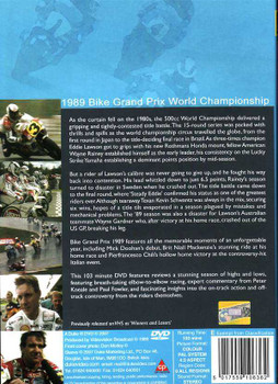 Bike Grand Prix 1989: World Championship DVD