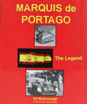 Marquis de Portago: The Legend (Signed By The Author)