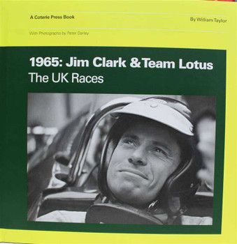1965: Jim Clark and Team Lotus - The UK Races