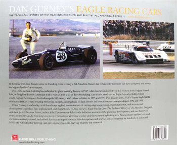 Dan Gurney's Eagle Racing Cars