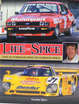Life of Spice: The Autobiography of Gordon Spice