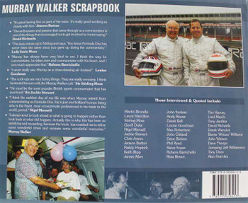 The Murray Walker Scrapbook