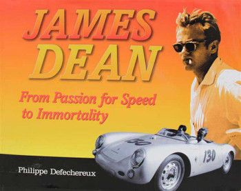 James Dean: From Passion for Speed to Immortality