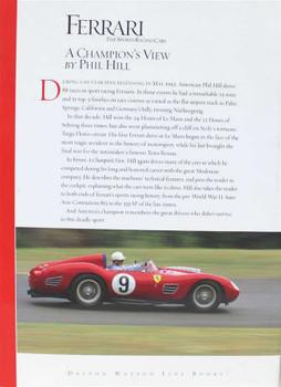Ferrari: A Champion's View by Phil Hill