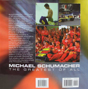Michael Schumacher: The Greatest Of All (2nd Edition)