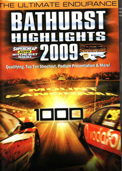 V8 Supercars Australia: Bathurst 2009 Highlights DVD