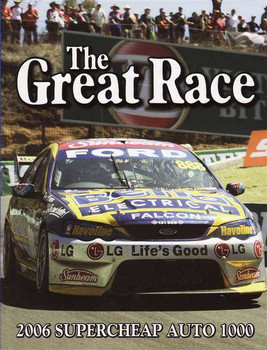 The Great Race 2006 Annual (No. 26): 2006 Super Cheap Auto 1000