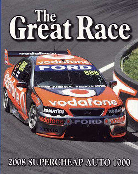 The Great Race 2008 Annual (No. 28): 2008 Super Cheap Auto 1000