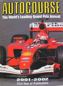 Autocourse 2001 - 2002 (51st Year Of Publication)