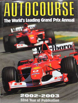 Autocourse 2002 - 2003 (5nd Year Of Publication)