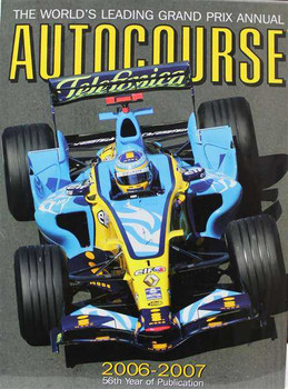Autocourse 2006 - 2007 (56th Year Of Publication)