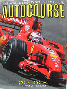 Autocourse 2007 - 2008 (57th Year Of Publication)