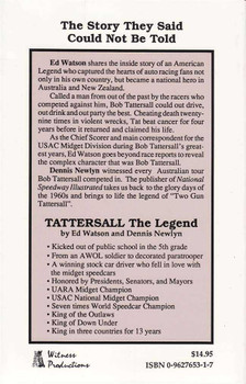 Tattersall: The Legend
