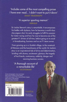 Jackie Stewart: Winning Is Not Enough (The Autobiography)