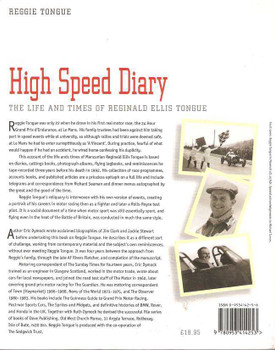 High Speed Diary: The Life and Times of Reginald Ellis Tongue
