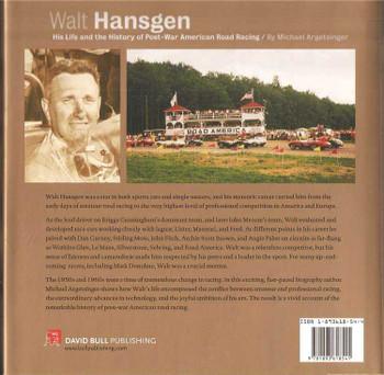 Walt Hansgen: His Life and the History of Post-War American Road Racing