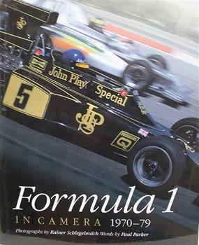 Formula 1 In Camera 1970 - 1979
