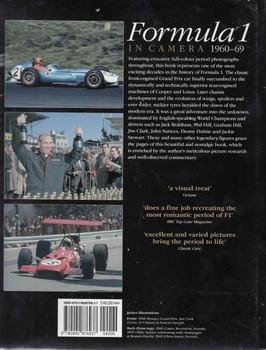 Formula 1 In Camera 1960 - 1969 Volume One (Reprint) (9780992876937) - back