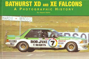 Bathurst XD and XE Falcon: A Photographic History (Soft Cover Book)