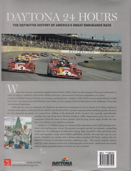 Daytona 24 Hours - The Definitive History of America's Great Endurance Race